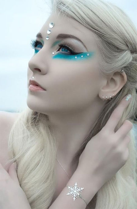 15-Winter-Fairy-Fantasy-Make-Up-Ideas-Trends-Looks-For-Girls-2015-14