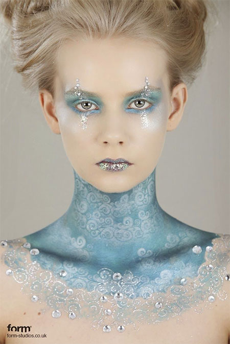 15-Winter-Fairy-Fantasy-Make-Up-Ideas-Trends-Looks-For-Girls-2015-4