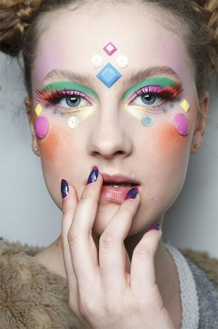 15-Winter-Fairy-Fantasy-Make-Up-Ideas-Trends-Looks-For-Girls-2015-6