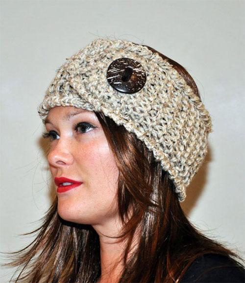 21-Cool-Winter-Knit-Pattern-Braided-Bow-Headbands-For-Women-2014-2015-13