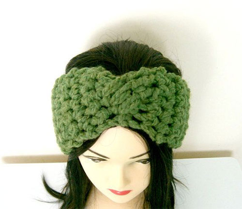 21-Cool-Winter-Knit-Pattern-Braided-Bow-Headbands-For-Women-2014-2015-17