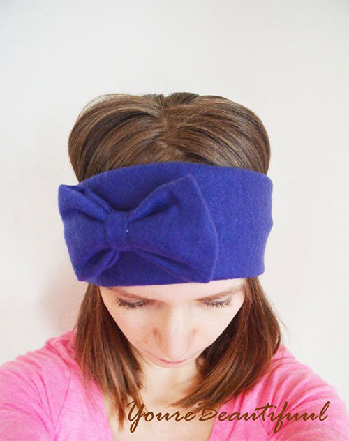 21-Cool-Winter-Knit-Pattern-Braided-Bow-Headbands-For-Women-2014-2015-18