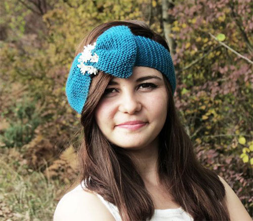 21-Cool-Winter-Knit-Pattern-Braided-Bow-Headbands-For-Women-2014-2015-3