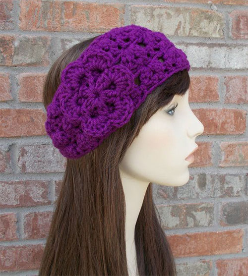 21-Cool-Winter-Knit-Pattern-Braided-Bow-Headbands-For-Women-2014-2015-5