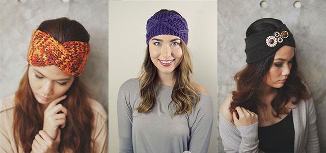 21-Cool-Winter-Knit-Pattern-Braided-Bow-Headbands-For-Women-2014-2015
