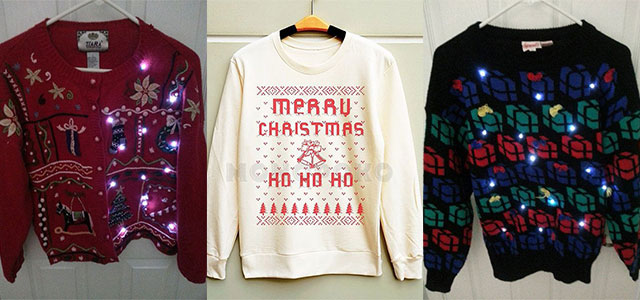 Best-Funny-Ugly-Christmas-Light-Sweaters-For-Girls-Women-2014