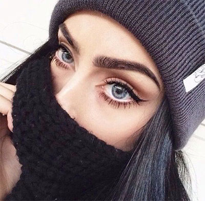12-Best-Winter-Snow-Eye-Make-Up-Looks-Ideas-Trends-2015-11