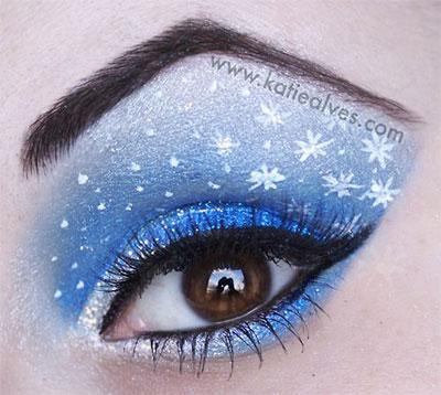 12-Best-Winter-Snow-Eye-Make-Up-Looks-Ideas-Trends-2015-12