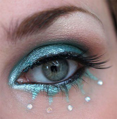 12-Best-Winter-Snow-Eye-Make-Up-Looks-Ideas-Trends-2015-13