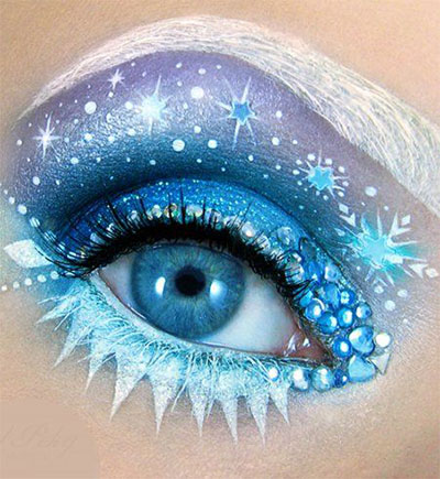 12-Best-Winter-Snow-Eye-Make-Up-Looks-Ideas-Trends-2015-8