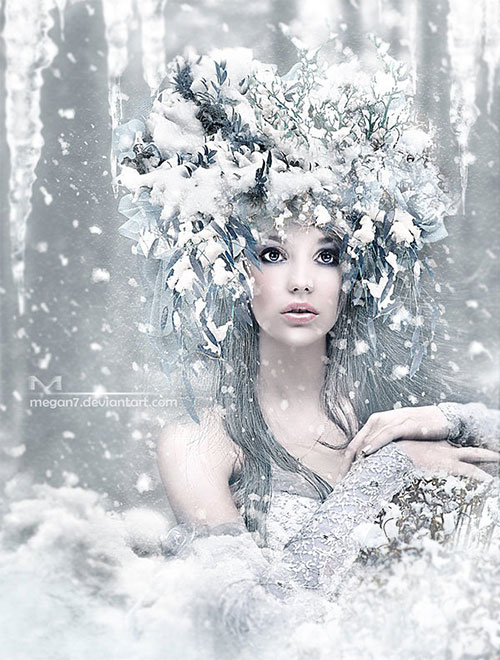 12-Winter-Snow-Fairy-Make-Up-Looks-Ideas-Trends-2015-1