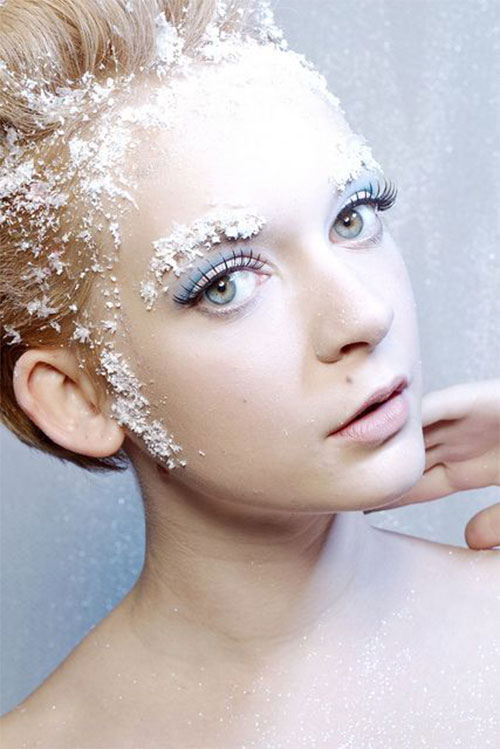 12-Winter-Snow-Fairy-Make-Up-Looks-Ideas-Trends-2015-11