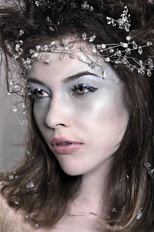 12-Winter-Snow-Fairy-Make-Up-Looks-Ideas-Trends-2015-12