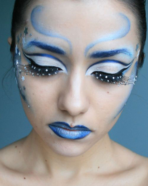 12-Winter-Snow-Fairy-Make-Up-Looks-Ideas-Trends-2015-14
