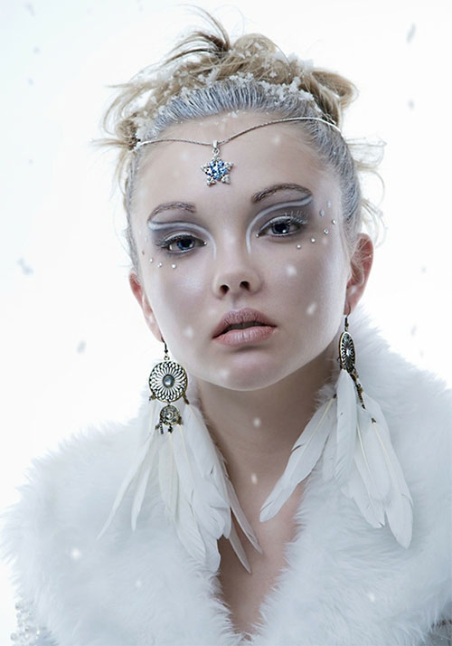 12-Winter-Snow-Fairy-Make-Up-Looks-Ideas-Trends-2015-2
