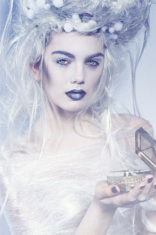 12-Winter-Snow-Fairy-Make-Up-Looks-Ideas-Trends-2015-3