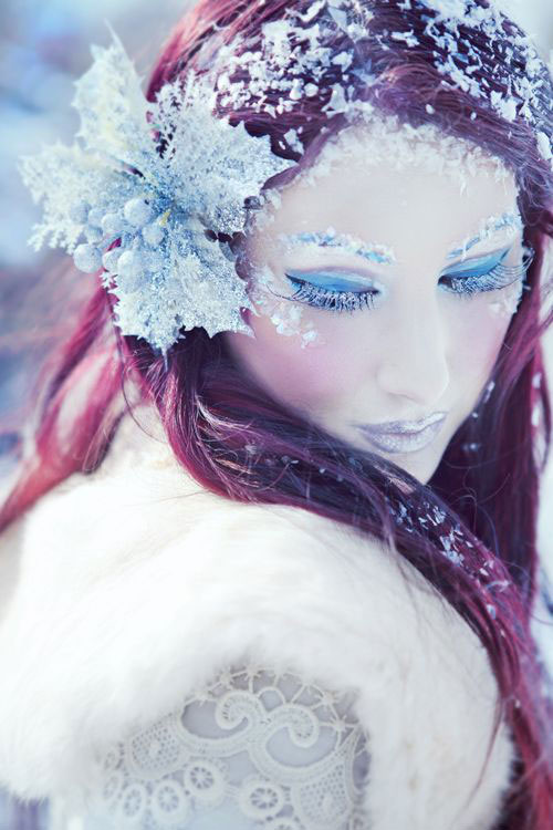 12-Winter-Snow-Fairy-Make-Up-Looks-Ideas-Trends-2015-6