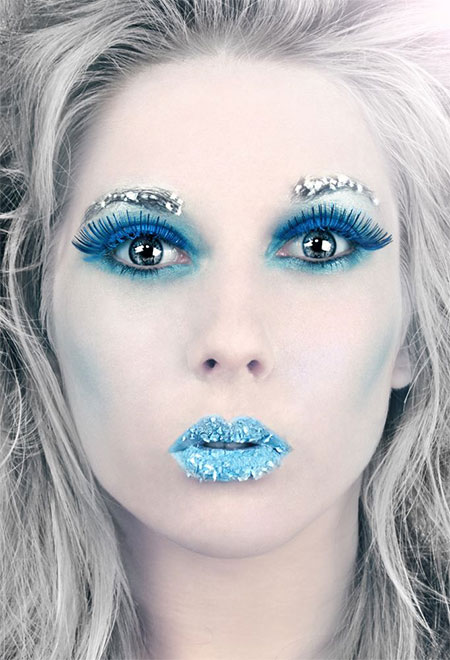 12-Winter-Wonderland-Make-Up-Looks-Ideas-Trends-2015-3