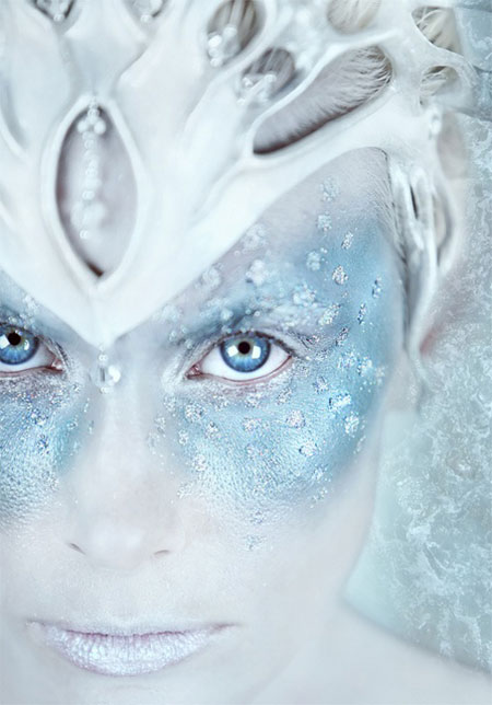 12-Winter-Wonderland-Make-Up-Looks-Ideas-Trends-2015-7