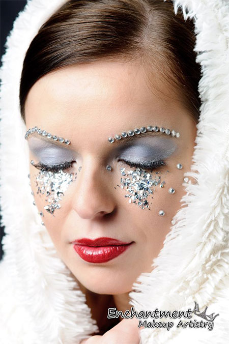 12-Winter-Wonderland-Make-Up-Looks-Ideas-Trends-2015-8