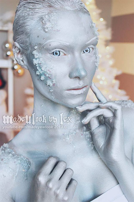 12-Winter-Wonderland-Make-Up-Looks-Ideas-Trends-2015-9