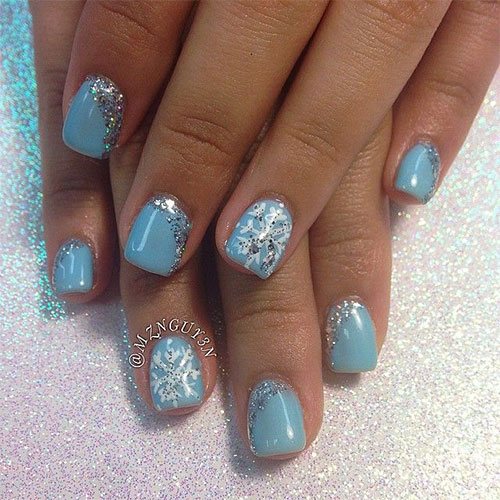 Nail Art Designs For Winter Images Easy Nail Designs For Beginners
