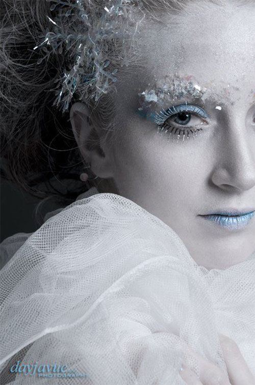 15-Winter-Snow-Ice-Queen-Make-Up-Looks-Ideas-Trends-2015-10