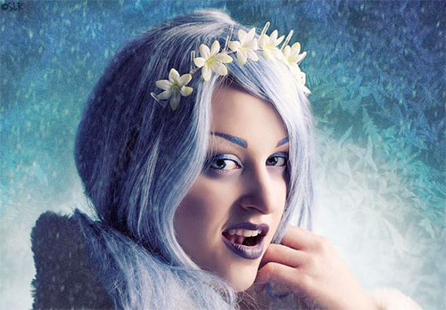 15-Winter-Snow-Ice-Queen-Make-Up-Looks-Ideas-Trends-2015-7