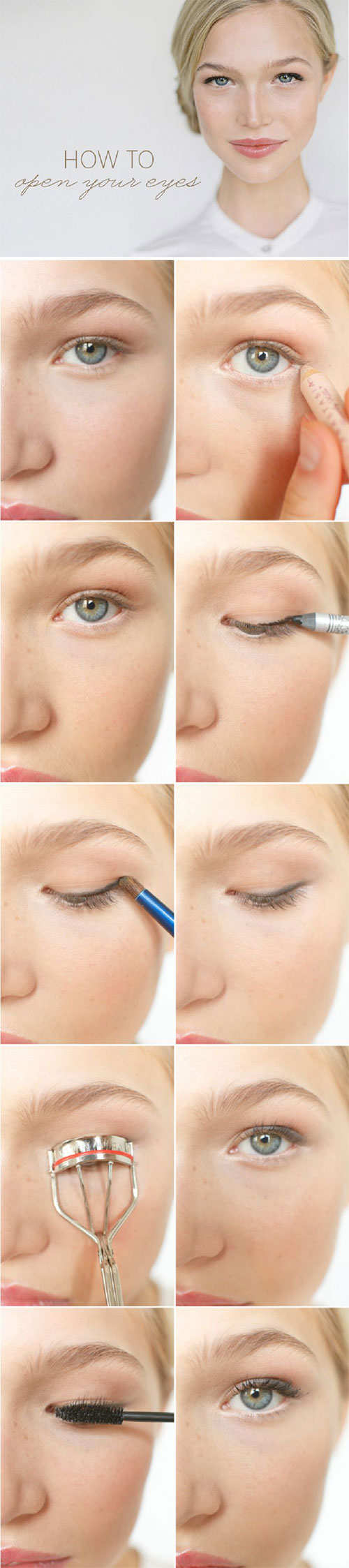 Easy-Step-By-Step-Winter-Make-Up-Tutorials-For-Beginners-Learners-2015-3