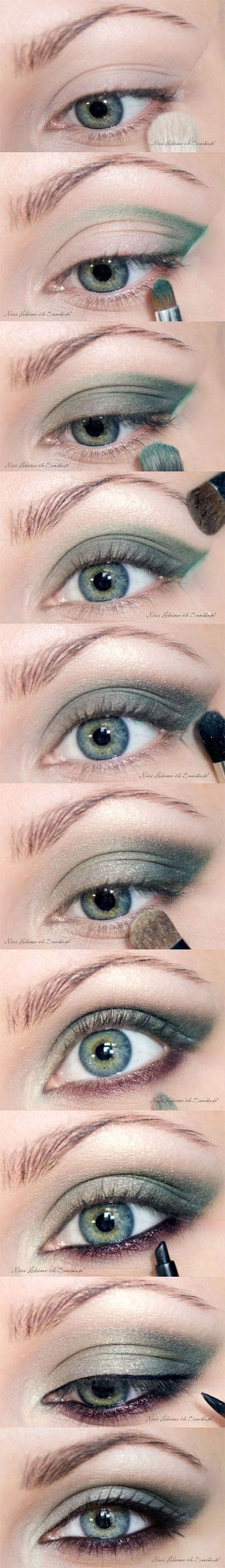 Easy-Step-By-Step-Winter-Make-Up-Tutorials-For-Beginners-Learners-2015-5