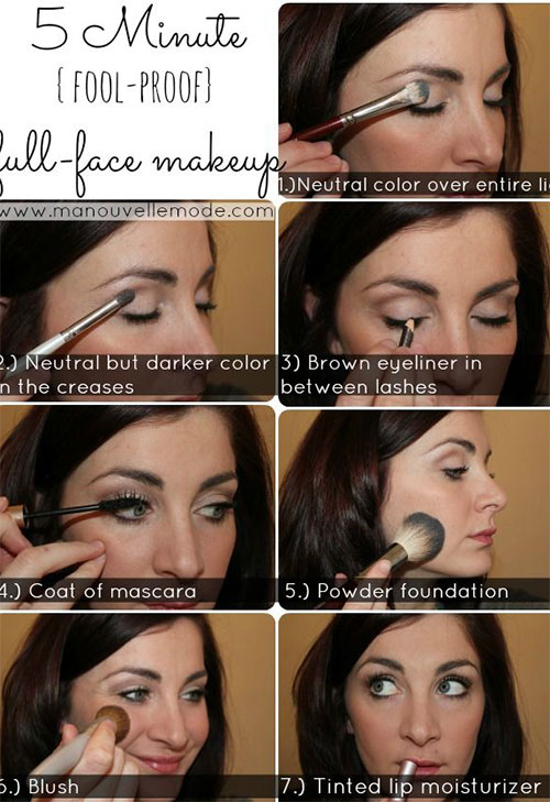 Easy-Step-By-Step-Winter-Make-Up-Tutorials-For-Beginners-Learners-2015-7