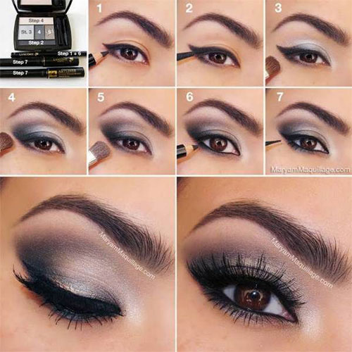 Easy-Step-By-Step-Winter-Make-Up-Tutorials-For-Beginners-Learners-2015-8