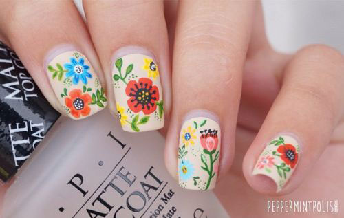 15-Best-Spring-Nail-Art-Designs-Ideas-Trends-Stickers-2015-5