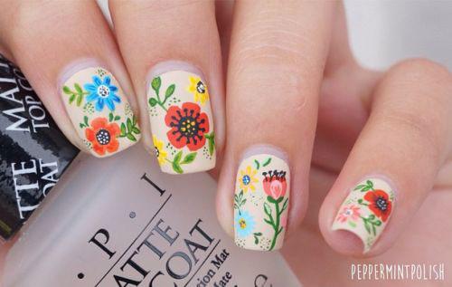 15-Best-Spring-Nail-Art-Designs-Ideas-Trends-Stickers-2015-5