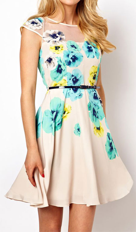 15-Inspiring-Easter-Outfits-Dresses-Ideas-For-Girls-Women-2015-9