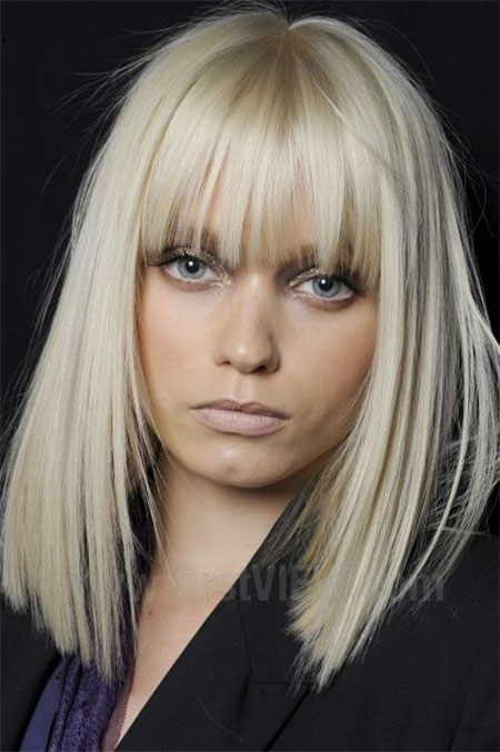15-Modern-Medium-Length-Haircuts-With-Bangs-Layers-For-Thick-Hair-Round-Faces -2015-5