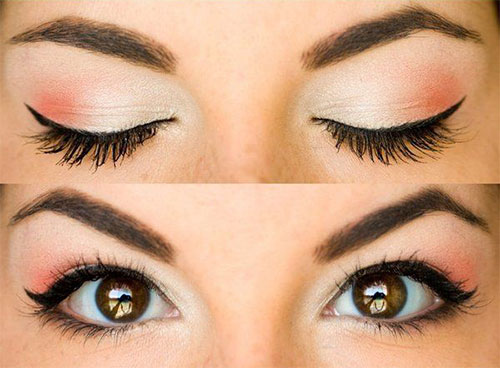 12-Easy-Summer-Eye-Make-Up-Tutorials-For-Beginners-Learners-2015-13
