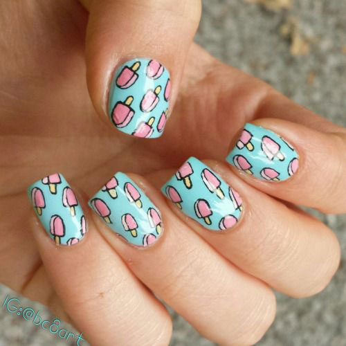 15-Bright-Pretty-Summer-Nail-Art-Designs-Ideas-Trends-Stickers-2015-14