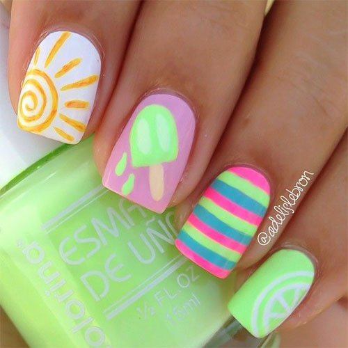 15-Bright-Pretty-Summer-Nail-Art-Designs-Ideas-Trends-Stickers-2015-4