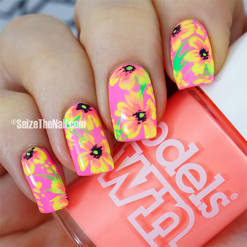 Summer 2015: the Trendy Nail Art