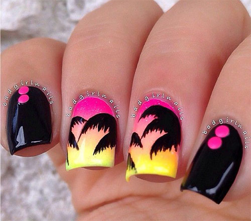 15-Bright-Pretty-Summer-Nail-Art-Designs-Ideas-Trends-Stickers-2015-9