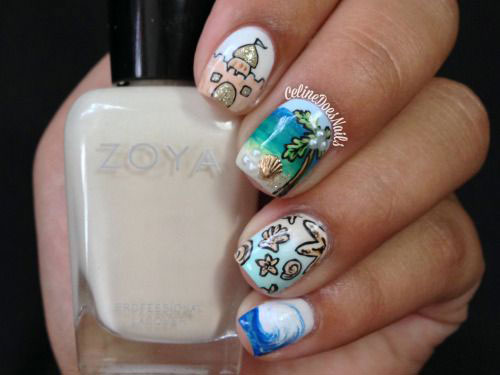 15-Cool-Summer-Nail-Art-Designs-Ideas-Trends-Stickers-2015-1