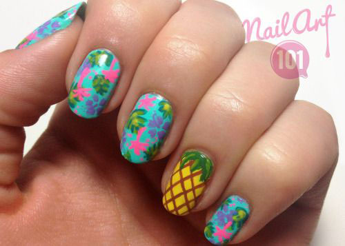 15-Cool-Summer-Nail-Art-Designs-Ideas-Trends-Stickers-2015-11