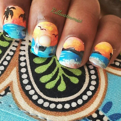 15-Cool-Summer-Nail-Art-Designs-Ideas-Trends-Stickers-2015-4