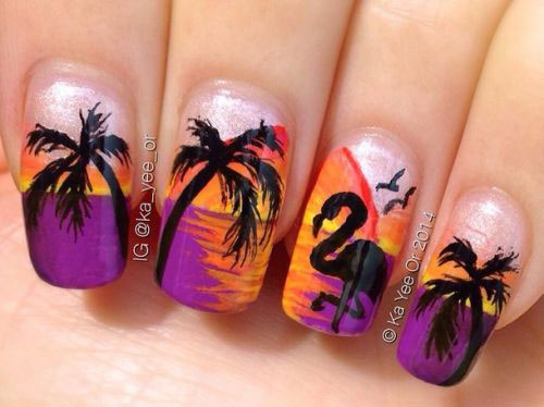 15-Cool-Summer-Nail-Art-Designs-Ideas-Trends-Stickers-2015-8