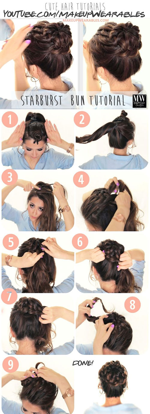 20-Easy-Step-By-Step-Summer-Braids-Style-Tutorials-For-Beginners-2015-11