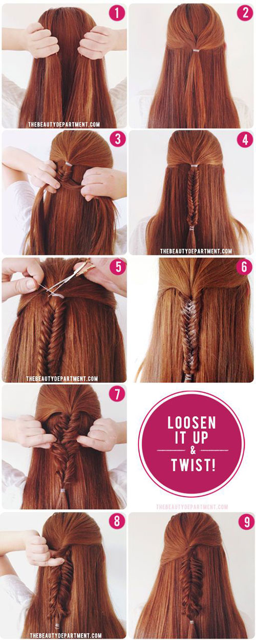 20-Easy-Step-By-Step-Summer-Braids-Style-Tutorials-For-Beginners-2015-13