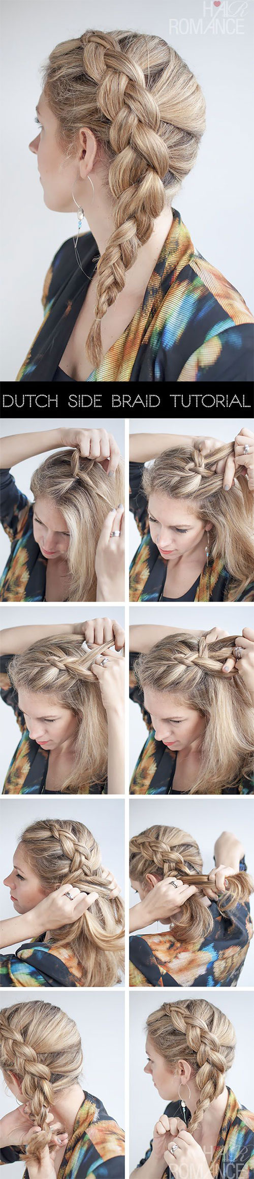 20-Easy-Step-By-Step-Summer-Braids-Style-Tutorials-For-Beginners-2015-7