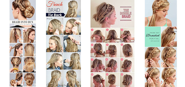 Admirable 20 Easy Step By Step Summer Braids Style Tutorials For Beginners Short Hairstyles Gunalazisus