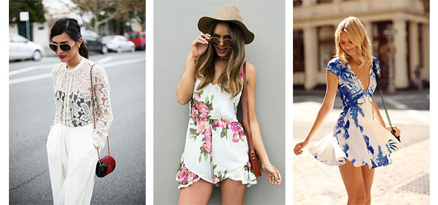 25 Newest Summer Fashion Trends Outfits Clothing Styles